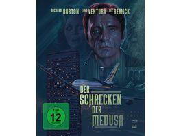 Der Schrecken der Medusa Mediabook B DVD