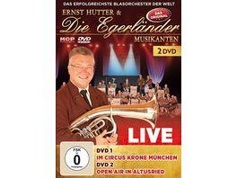 Live Im Circus Krone Muenchen Open Air in Altus