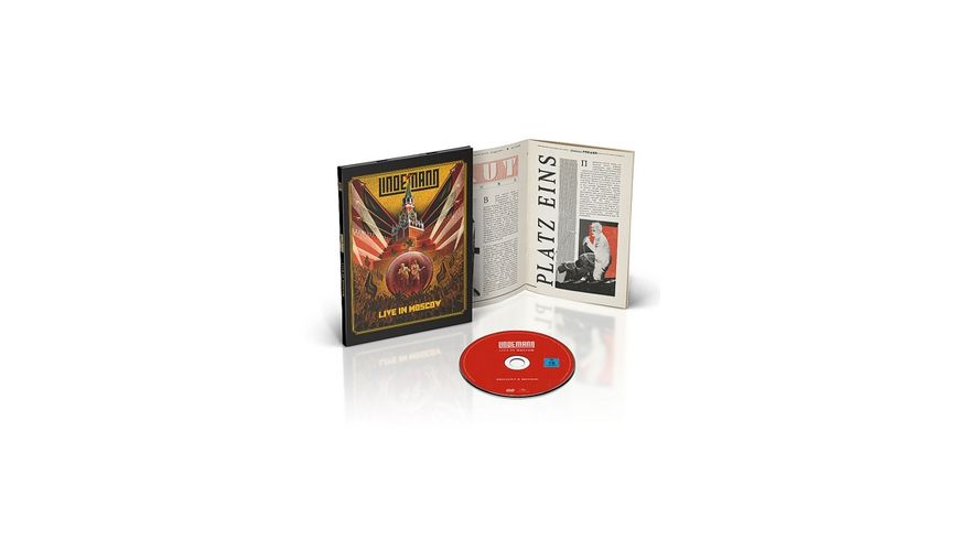 Live In Moscow (DVD)