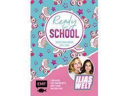 Ilias Welt Mein Schuelerkalender 2021 2022 Ready for School mit Ilia und Arwen