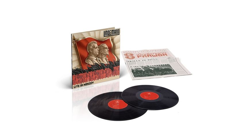 Live In Moscow (2LP)