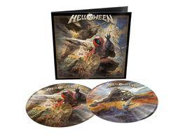 Helloween 2LP Picture Disc Gatefold