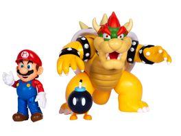 Super Mario Bowser s Lava Battle Set