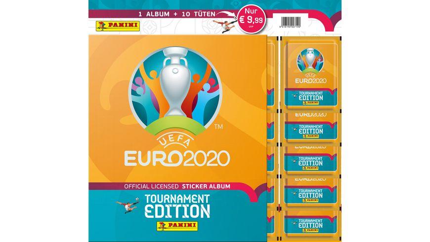 Panini UEFA EURO 2020 TOURNAMENT EDITION - Sticker Album
