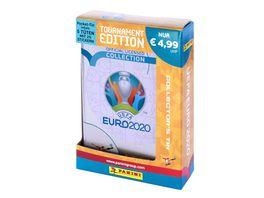 Panini UEFA EURO 2020 TOURNAMENT EDITION Pocket Tin