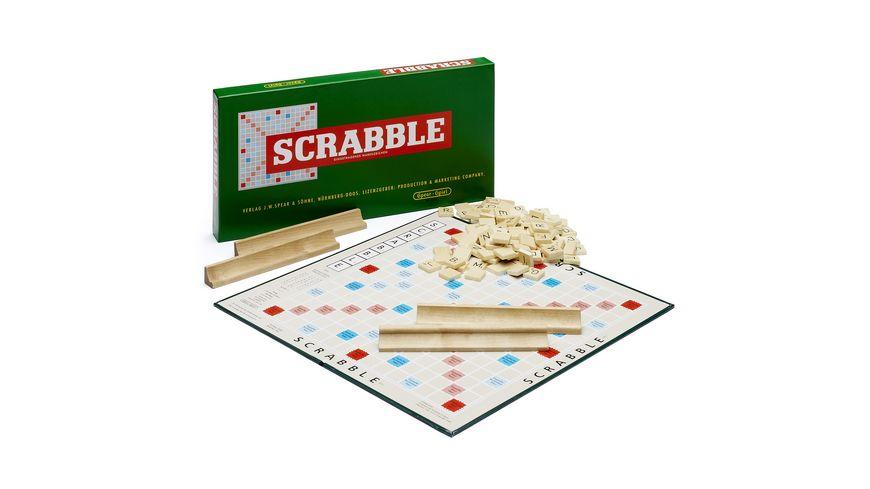 Piatnik Scrabble Jubiläumsausgabe Originalgetreue Reproduktion der Erst-Ausgabe von 1955 55011