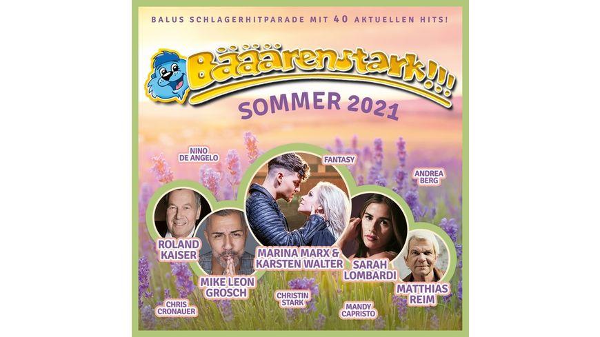 Bääärenstark!!! Sommer 2021