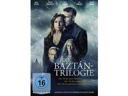Die Baztan Trilogie Das Tal der toten Maedchen Das Tal der vergessenen Kinder Das Tal der geheimen Graeber 3 DVDs