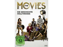The Movies Die Geschichte Hollywoods 3 DVDs