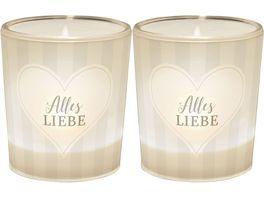 Geschenk fuer Dich Licht Alles Liebe