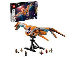 LEGO Marvel Super Heroes 76193 Das Schiff der Waechter Set Raumschiff Spielzeug