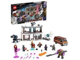 LEGO Marvel Super Heroes 76192 Avengers Endgame Letztes Duell Spielzeug Set