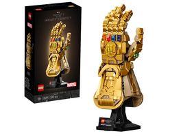 LEGO Marvel Super Heroes 76191 Infinity Handschuh Marvel Avengers Set