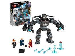 LEGO Marvel Super Heroes 76190 Iron Man und das Chaos durch Iron Monger