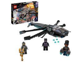 LEGO Marvel Super Heroes 76186 Black Panthers Libelle Avengers Set