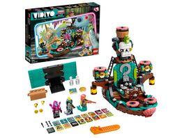 LEGO VIDIYO 43114 Punk Pirate Ship BeatBox Music Video Maker mit AR App