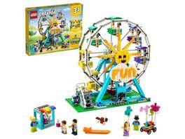LEGO Creator 31119 Riesenrad Konstruktionsspielzeug ab 9 Jahren