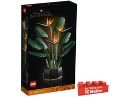 LEGO Creator Expert 10289 Paradiesvogelblume