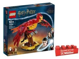 LEGO Harry Potter 76394 Fawkes Dumbledores Phoenix