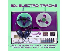 80s Electro Tracks Vol 6