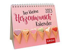 Der kleine Herzenswunschkalender 2022