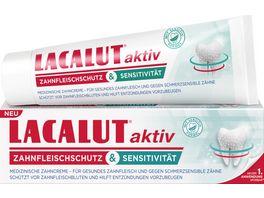 LACALUT aktiv Sensitivitaet Zahncreme