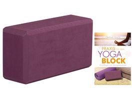 Yoga Bundle Yogabuch von Gertrud Hirschi Yogablock