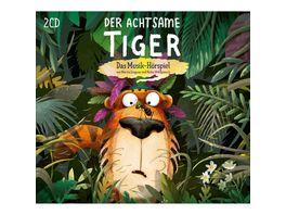 Der Achtsame Tiger Das Musik Hoerspiel