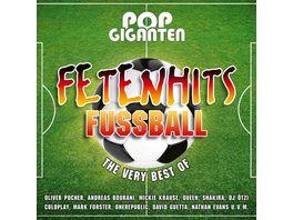 Pop Giganten Fetenhits Fussball Best Of