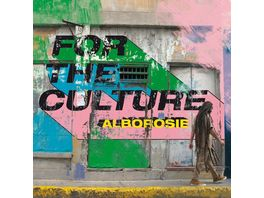 For The Culture Digipak