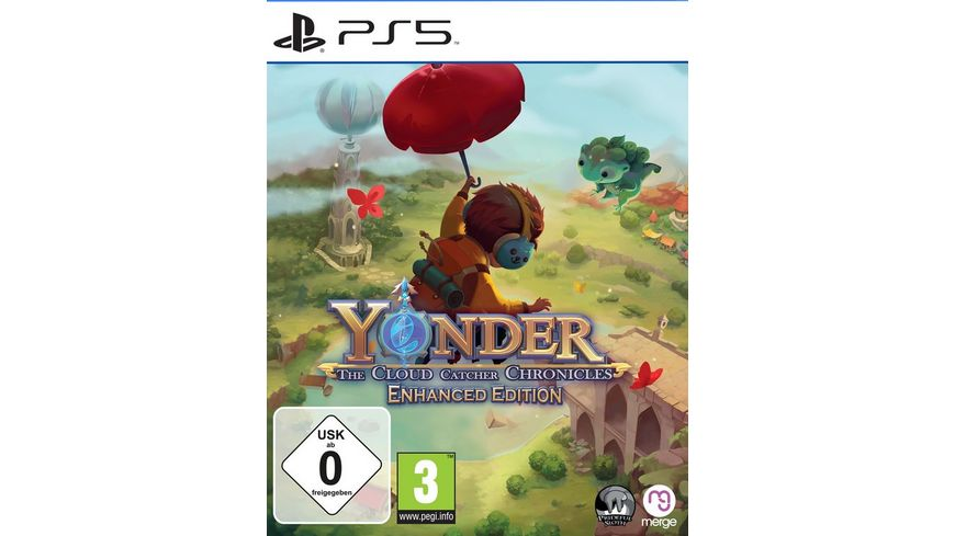 Yonder - The Cloud Catcher Chronicles (Enhanced