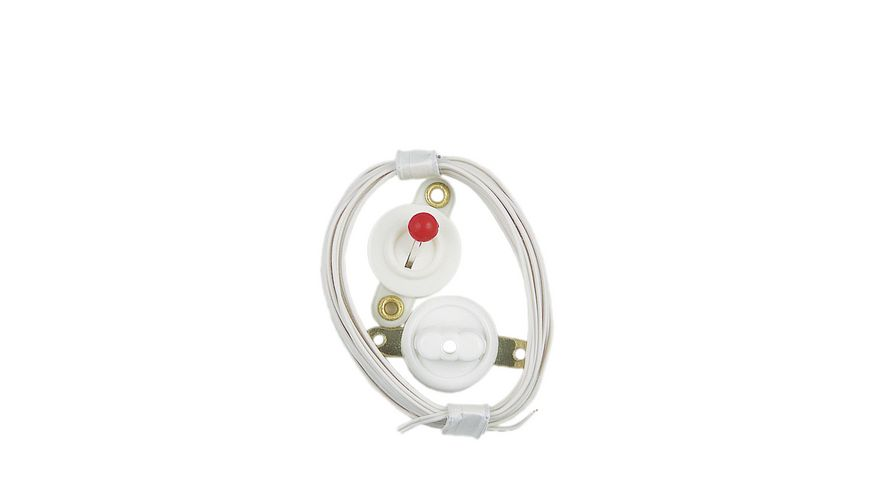 Kahlert Licht 60910 - Anschlussbausatz weiß