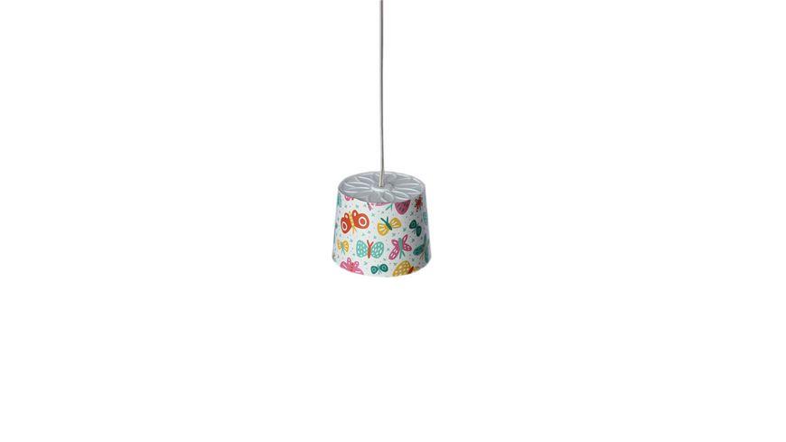 Kahlert Licht 10525 - Hängelampe mit Schmetterlingen