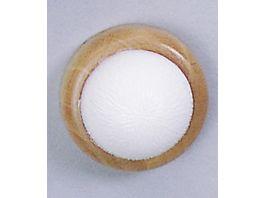 Kahlert Licht 10337 Wand oder Deckenlampe Holz rund