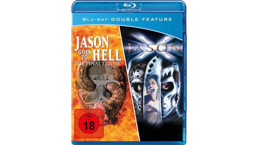 Jason X + Jason goes to Hell