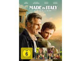 Made in Italy Auf die Liebe