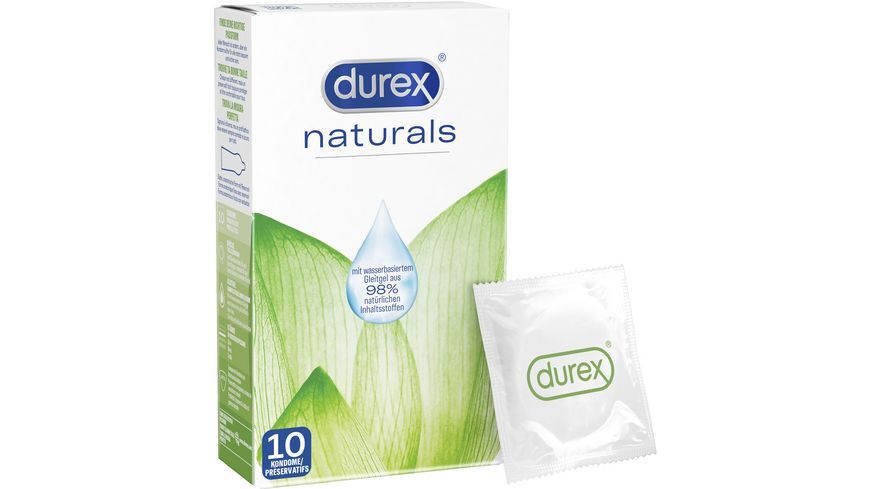 Durex Naturals Kondome