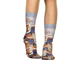 wigglesteps Damen Socken Color of Life