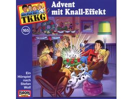165 Advent mit Knall Effekt