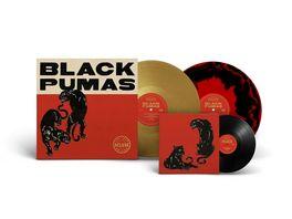 Black Pumas Premium Edition Ltd Ed 2LP 7