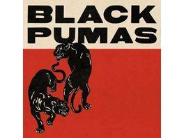 Black Pumas Premium Edition Ltd Ed 2CD