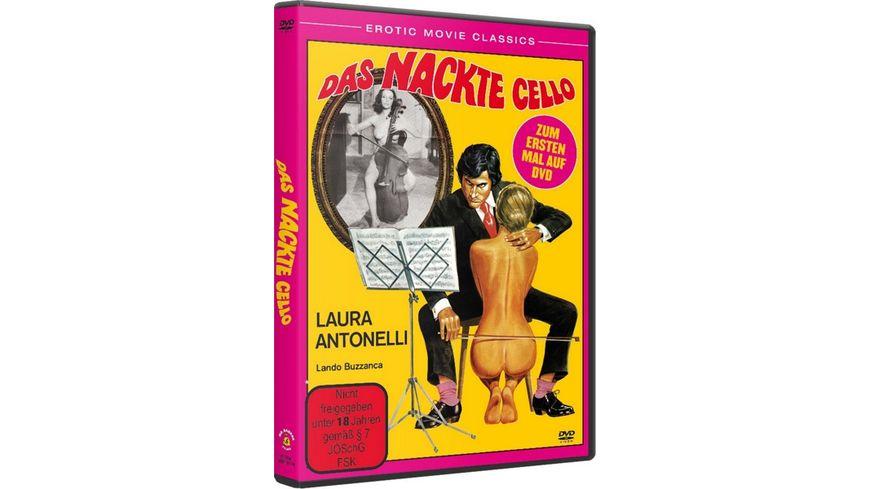 Das nackte Cello - Limited Edition auf 1000 Stück