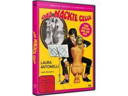 Das nackte Cello Limited Edition auf 1000 Stueck