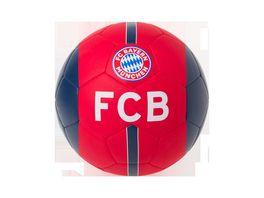 FC BAYERN MUeNCHEN Mini Ball rot