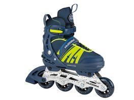 HUDORA Inline Skates Comfort deep blue Gr 35 40 28451