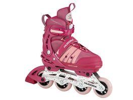 HUDORA Inline Skates Comfort strong berry Gr 29 34 28452