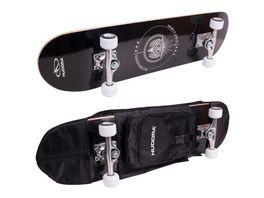 HUDORA Skateboard Columbia Heights ABEC 3 mit Rucksack 12173