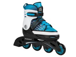 HUDORA Inline Skates Basic blue Gr 30 33 37340