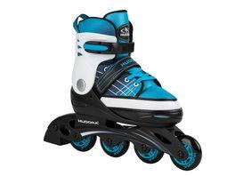 HUDORA Inline Skates Basic blue Gr 34 37 37341