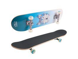 HUDORA Skateboard Wolf Instinct ABEC 1 12164